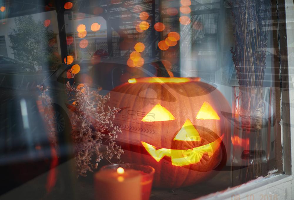 Redoubler de vigilance car c'est bientôt Halloween